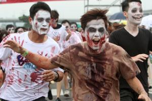 Зомби в Праге побегут по команде «сверху»
