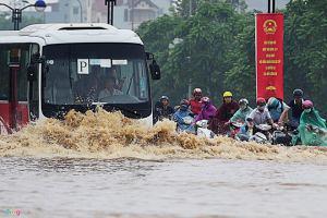 Вьетнам погружается под воду из-за тропической депрессии