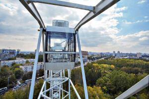 Колесо обозрения в Дагестане станет самым высоким в Европе