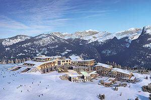 Легендарный туроператор Club Med открыл флагманский курорт во французских Альпах