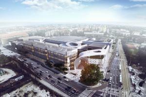 Крупнейшая торговая галерея Европы открылась в польском Вроцлаве