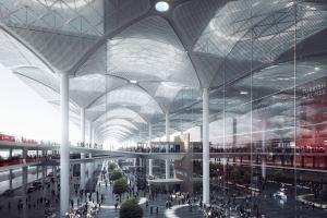 В новом аэропорту Стамбула пассажирам не придется волноваться за багаж