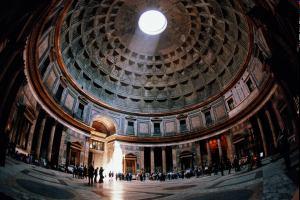Посещение Пантеона в Риме будет стоить 3 евро