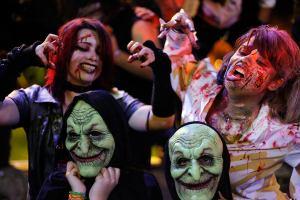 Как отпраздновать Хэллоуин в России: афиша самых ярких событий
