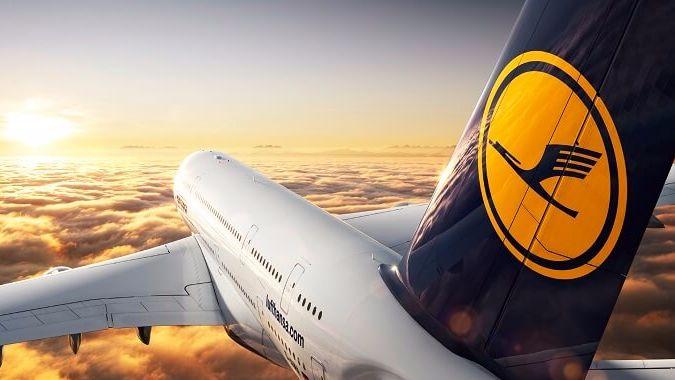 Lufthansa увеличит количество рейсов в Киев