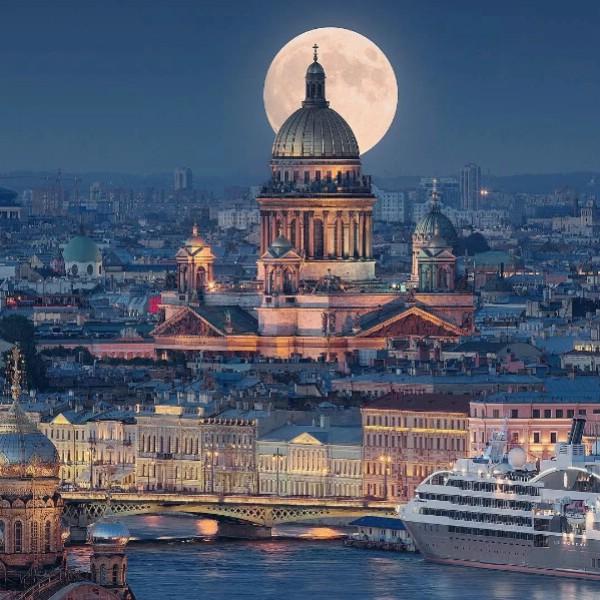 Петербург признан самым привлекательным туристическим направлением Европы