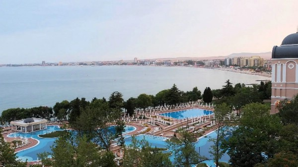 «Солнечный берег» остается самым посещаемым курортом Болгарии