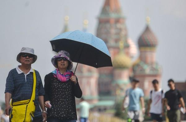 Россия вошла в Китае в десятку лучших зарубежных направлений на осенние каникулы