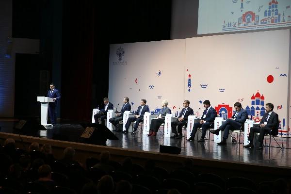 В Ярославле завершился VII Международный туристический форум «Visit Russia»