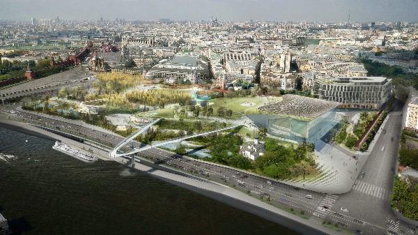 ЮНЕСКО одобрен проект гостиницы около парка