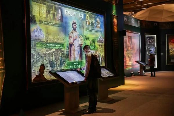 Интерактивный музей истории России открылся в Волгограде