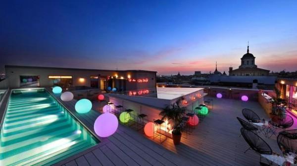 Первый отель для геев открылся в Мадриде