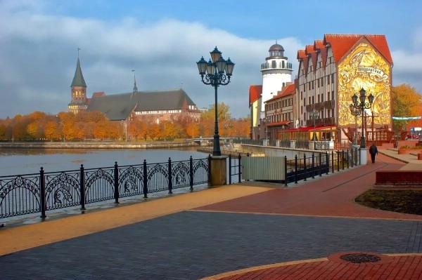 Руины Королевского замка в Калининграде станут музеем под открытым небом
