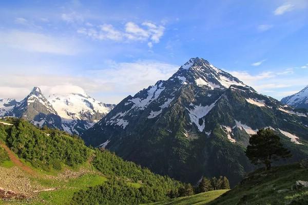 Для курортов Северного Кавказа могут создать туристические карты