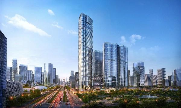 В Китае открылся отель Waldorf Astoria Chengdu