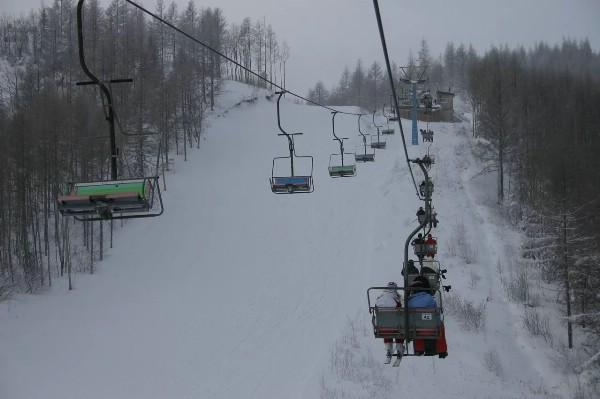 Круглогодичный горнолыжный комплекс появится в Хабаровске
