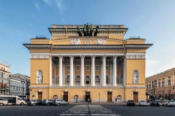 Театральный экскурсионный маршрут откроют в центре Петербурга