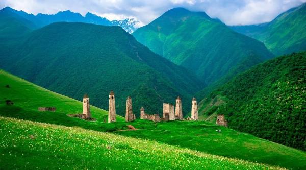 Туристический поток в Ингушетию вырос на 20% в 2017 году