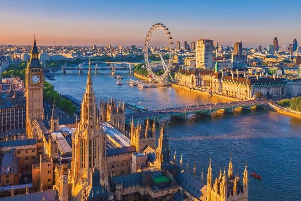Великобритания ожидает по итогам 2017 года почти 40 млн иностранных туристов