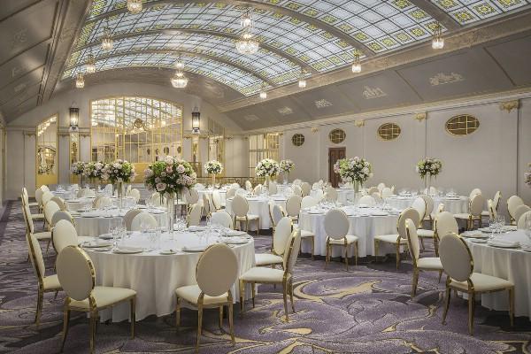 В петербургском Гранд Отель Европа открылся обновленный бальный зал «Крыша»