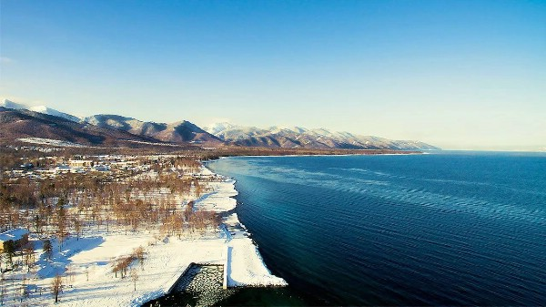 В Байкальске можно построить эко-курорт, принимающий 4-5 миллионов туристов в год