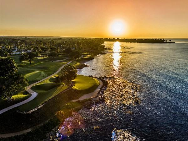 Доминикана стала столицей гольфа Карибского региона