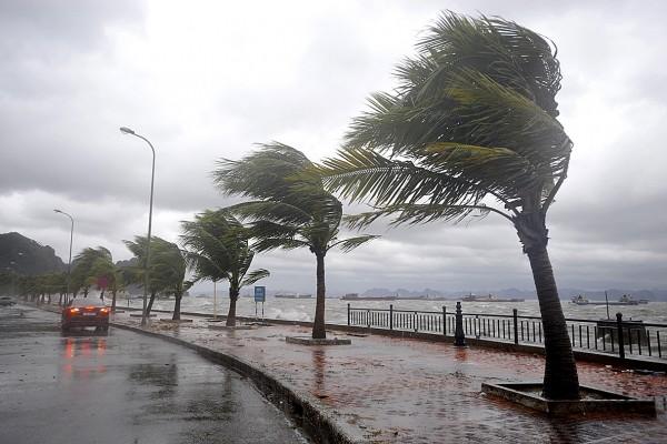Тайфун «Ханун» обрушился на юг Китая