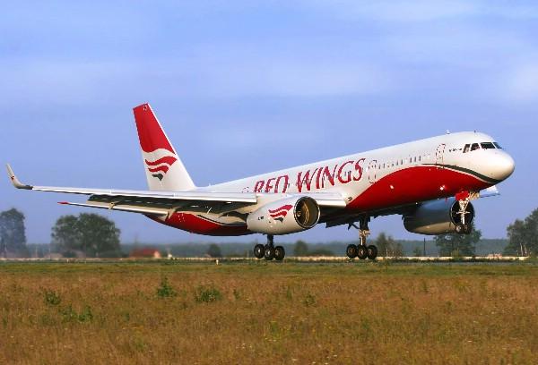 «Нордавиа» и Red Wings решили объединить авиакомпании