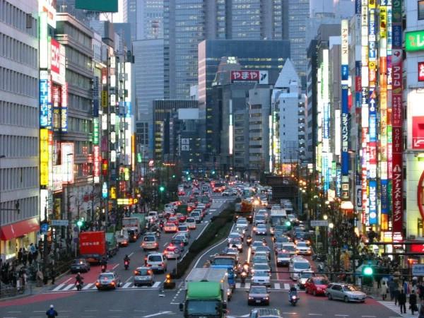 Япония хочет принимать 40 миллионов туристов в год
