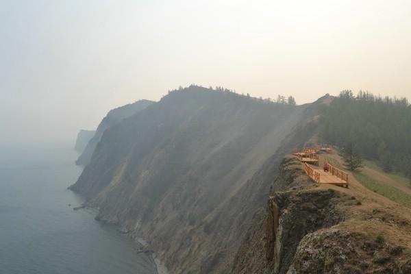 Священный мыс на о.Ольхон на Байкале закроют для туристов, оставив три смотровые площадки