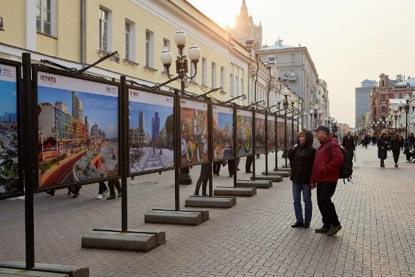 В Москве состоялось торжественное открытие фотовыставки Министерства туризма Израиля