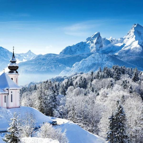 У российских туристов на треть вырос интерес к альпийским горнолыжным курортам