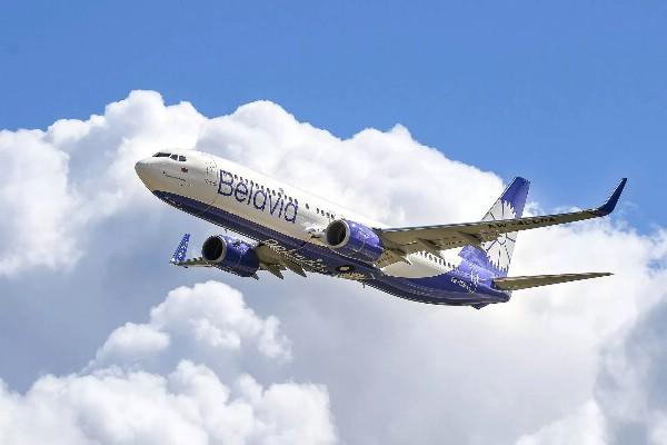 Авиарейсы из Минска в Анапу будут организованы летом 2018 года
