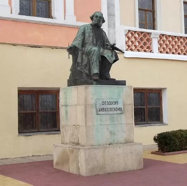 В Феодосии через пять лет может появиться музейный квартал Айвазовского
