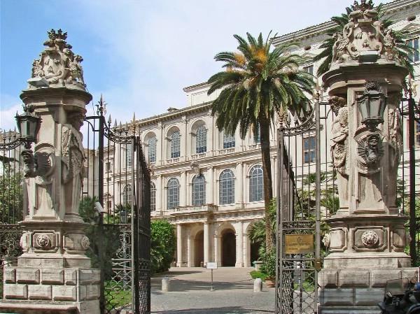 В ноябре пройдет очередной сезон проекта «Дворцы Рима приглашают в гости»