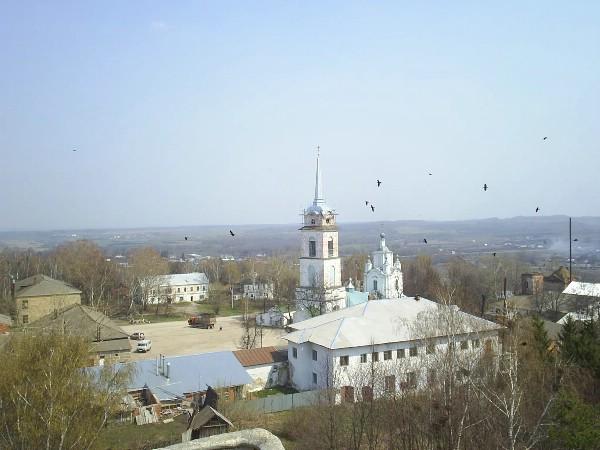 Минкультуры разработает программу по развитию малых городов России