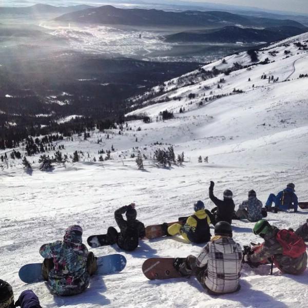 Опубликован рейтинг популярных горнолыжных курортов России 2017-2018 гг