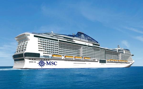 Компания MSC Cruises представляет инновационную технологию обнаружения «человек за бортом»