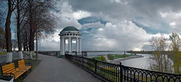 На Волжской набережной в Ярославле появится гостиница