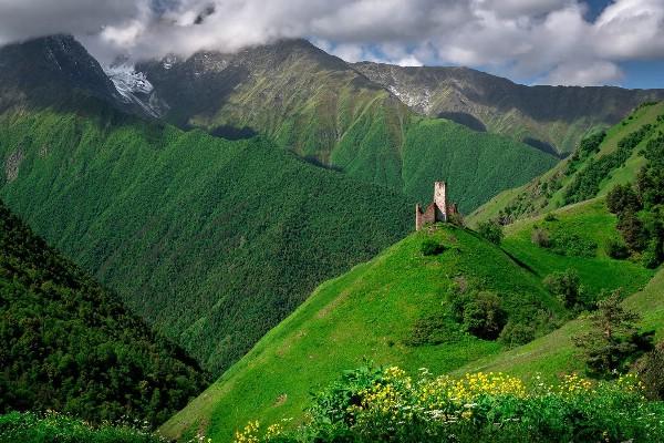 В Чечне разработают турмаршруты по Великому Шелковому пути для китайских туристов