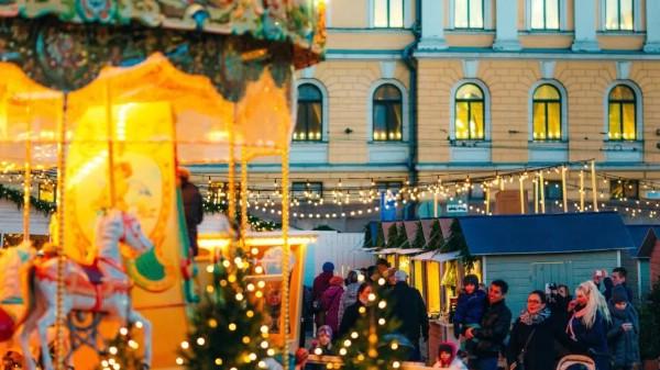 Ярмарка Святого Томаса в Хельсинки пройдет с 2 по 22 декабря