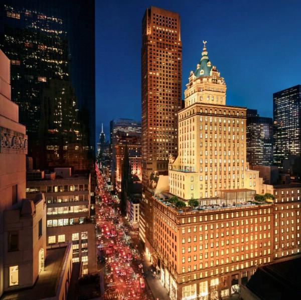 Aman New York - открытие в 2020 году