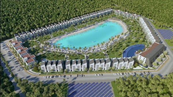 В Пунта-Кане началось строительство жилого комплекса Downtown Beach Bávaro