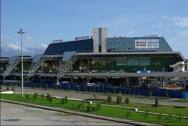 Аэропорт Сочи обслужил 5 млн пассажиров на месяц раньше, чем в 2016 году