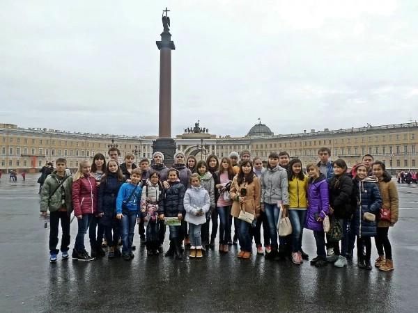Маршрутами национальной программы «Моя Россия» проехали 45 тысяч школьников
