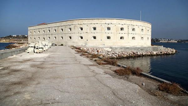 В Севастополе реконструировали легендарную Константиновскую батарею