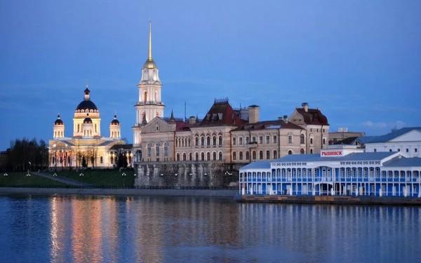 В Рыбинске построят смотровую площадку за 14 млн рублей