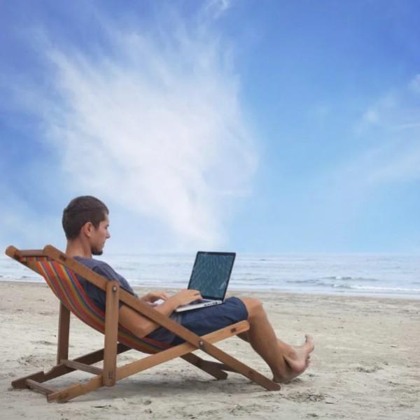 Первый бесплатный Wi-Fi на пляжах Кубани появится следующим летом