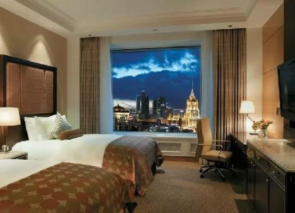 Объем гостиничного рынка Москвы к 2020 году увеличится на 4 тыс. номеров