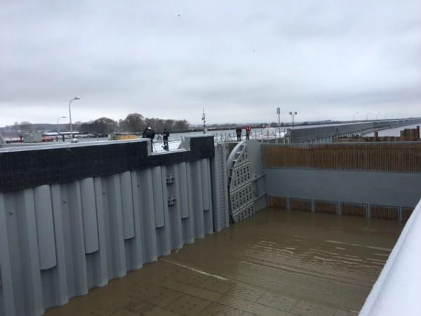 Герман Елянюшкин: В 2018 году на Оке в Белоомуте заработает новый шлюз